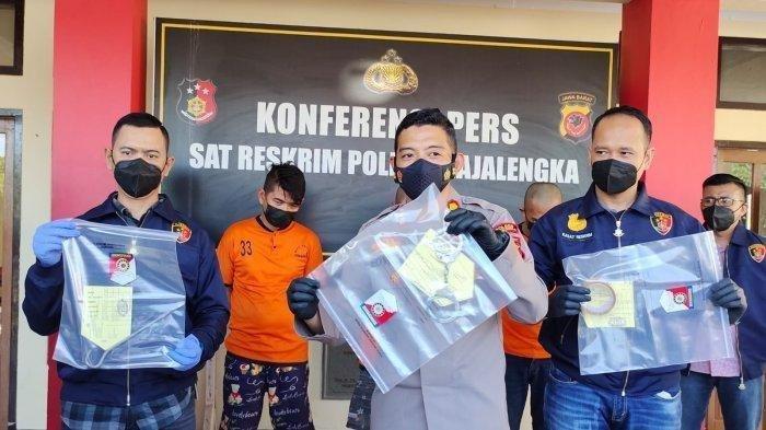 Tiga Pria Sekap Penjaga Ruko di Majalengka, Mengaku Polisi