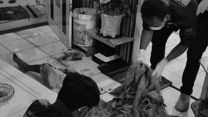 Sempat Alami Muntah Darah, Seorang Wanita di Medan Ditemukan Tewas di Kontrakan