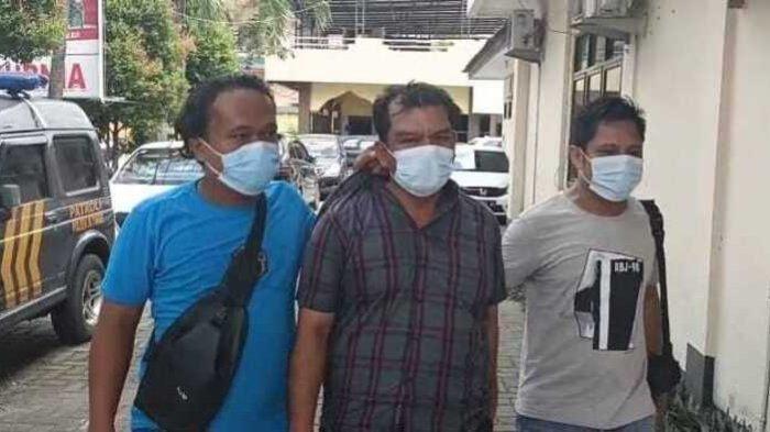 Kerap Minta Uang Pembinaan ke Pedagang Warung Aceh, Oknum Ketua OKP di Medan Ditangkap Polisi