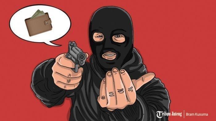 Uang BLT Rp37 Juta Raib Digondol Maling, Pak Kades di Musi Banyuasin Ditodong Pistol