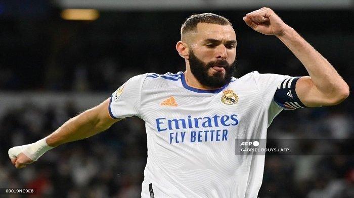 Kini Saatnya Karim Benzema Lebih Bersinar Dibanding Ronaldo