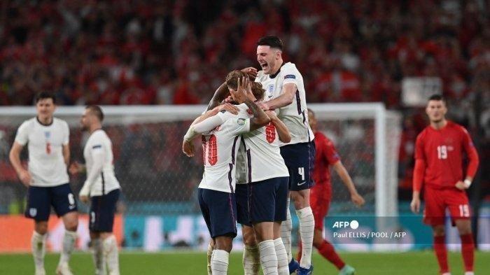 Berikut Hal-hal Kontroversial yang Terjadi Saat Inggris Menang Atas Denmark di Semifinal Euro 2020