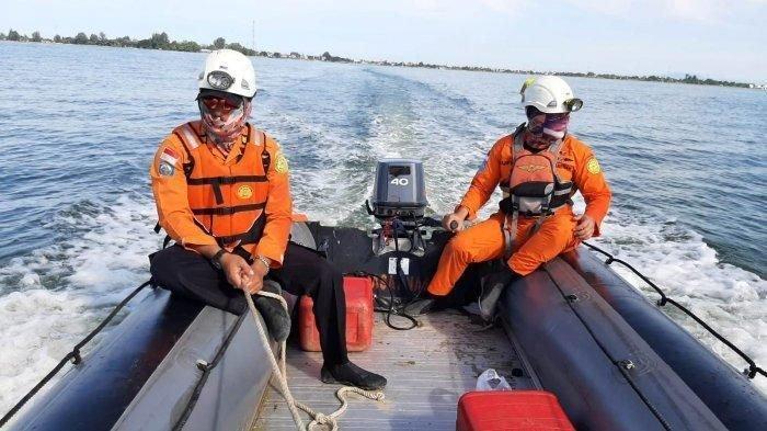 Warga Nagan Tenggelam di Laut Naga Belum Ditemukan