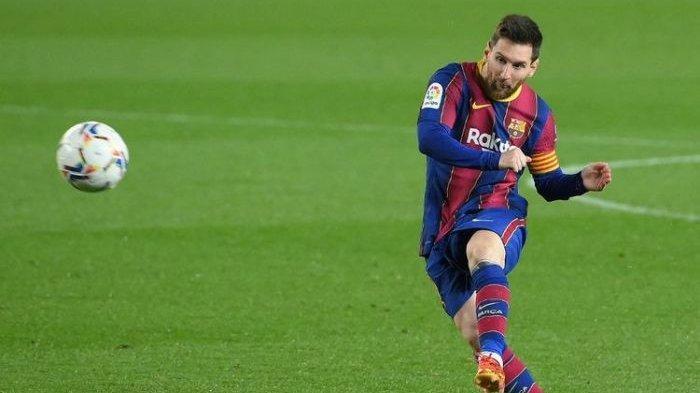 Mencemaskan, Kontrak Baru Messi di Barcelona
