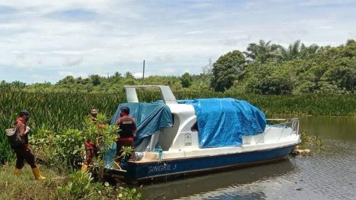 Diduga Markup, Kapal Singkil 3 Disita Jaksa, Dibeli Rp 1,2 Miliar Tahun 2018