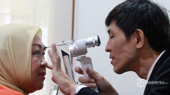 Jika Tidak Ada Komplikasi, Penderita Katarak Dapatkan Penglihatannya Kembali