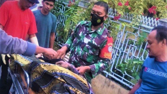 Sesosok Mayat Remaja Ditemukan Tergeletak di Badan Jalan Meulaboh