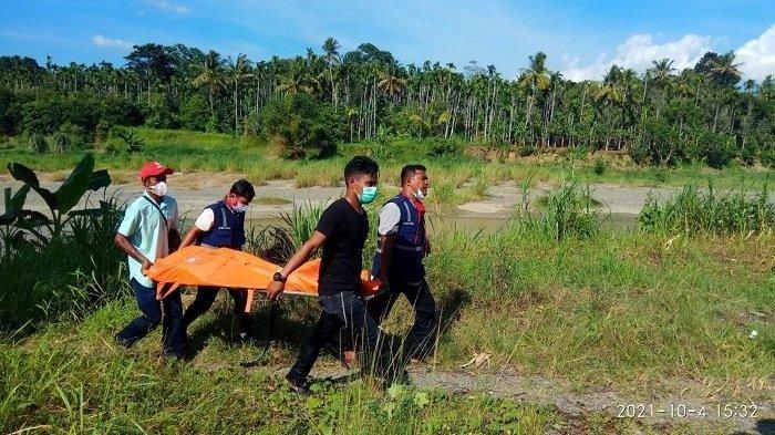 Identitas Mayat Hanyut di Krueng Leupung Balue Masih Misterius