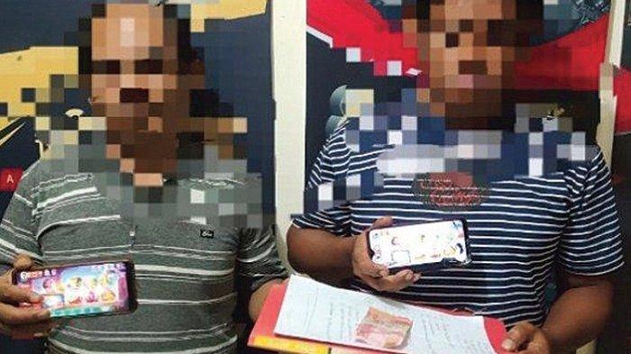Polisi Tangkap Penjual dan Pembeli Chip Higgs Domino
