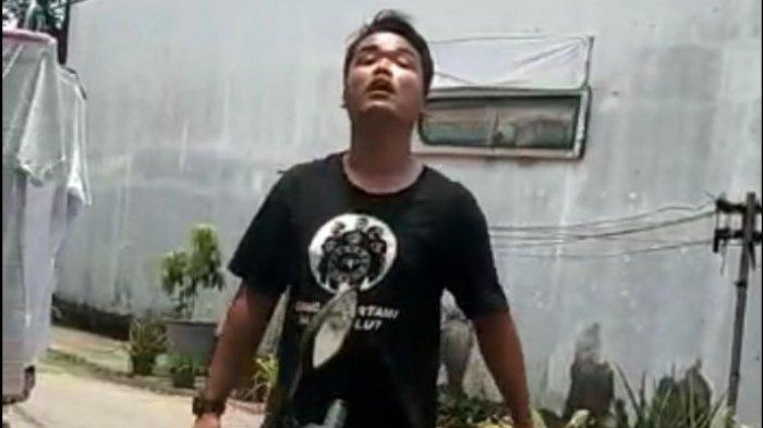Tantang Polisi untuk Menangkap, Aksi Preman di Medan Makin Beringas