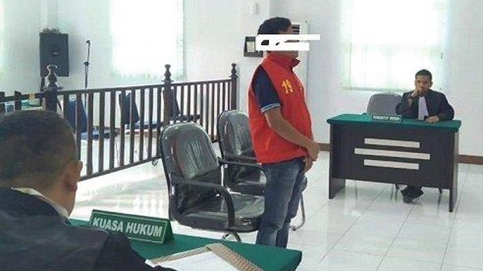 MA Hukum Paman Pemerkosa Keponakan 200 Bulan Penjara