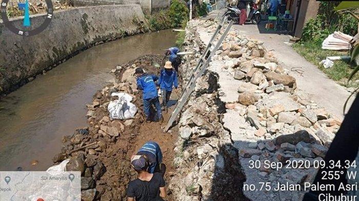 Kali Cipinang Meluap, 6 RW di Kelurahan Rambutan Jakarta Timur Rawan Terkena Banjir