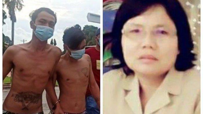 Remaja 15 Tahun Jadi Otak Pembunuh Guru SD di Toba