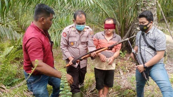 Dikira Babi Hutan, Pria di Asahan Tembak Seorang Nenek: Salah Sasaran