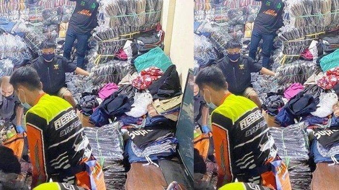 Ayah, Ibu, dan Anak Meninggal di Bawah Tumpukan Pakaian, Diduga akibat Tertimpa