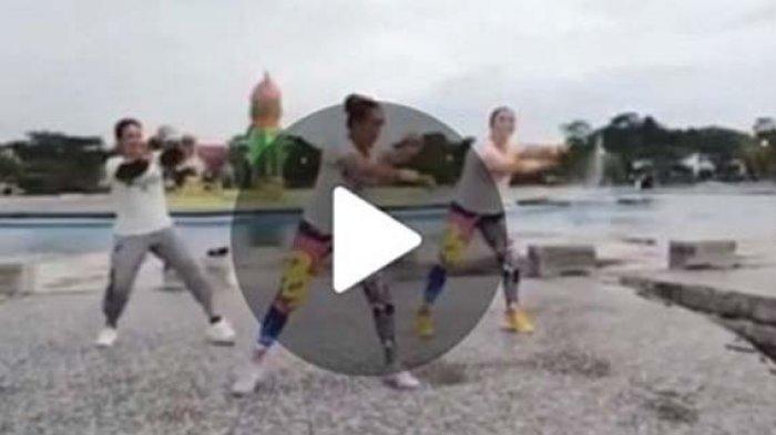 Video Senam Aerobik 3 Wanita Hebohkan Nagan, Satpol PP dan WH Lakukan Penyelidikan