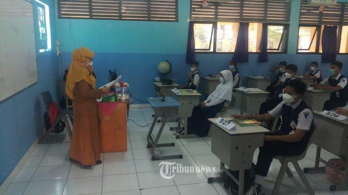 Siswa SMP di Kota Tangerang Terpapar Covid-19 Terus Bertambah