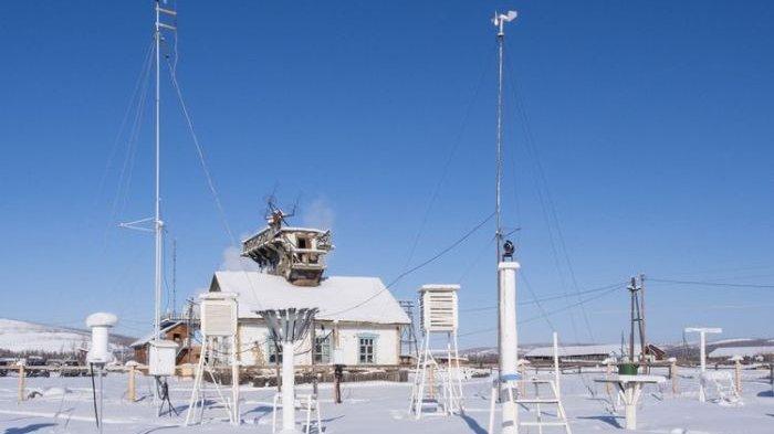 Dua Fenomena Alam TerbaruPengaruhi Suhu Atmosfer