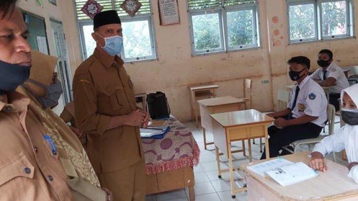 Bebas Zona Merah, Banda Aceh Mulai Pembelajaran Tatap Muka Hari Ini