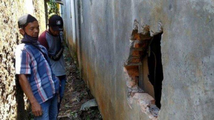 Maling Bawa Kabur Duit Rp 849 Juta, Setelah Bobol Mesin ATM di Indomaret