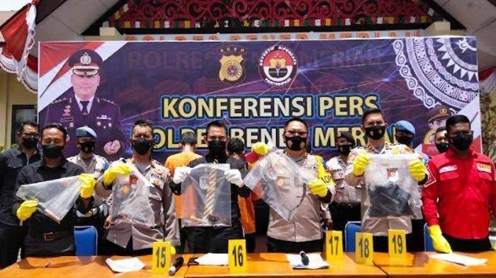 Polisi Ungkap Kasus Curanmor Terbesar di Bener Meriah, 6 Mobil dan 8 Sepmor Disita