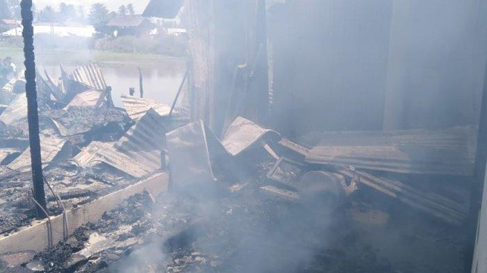 Tiga Rumah Terbakar di Kajhu, Satu di Kompleks Kejati