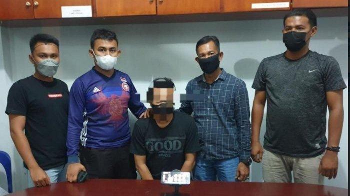 Polisi Ringkus Agen Judi Online di Sabang