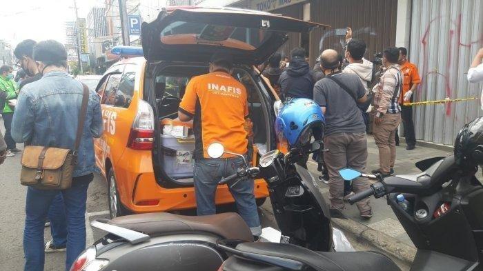 Toko Emas di Bandung Dirampok, Pemilik Toko Tewas