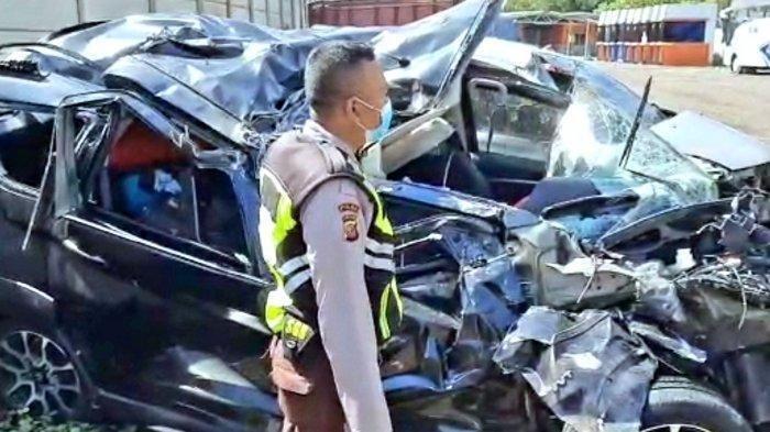 Kecelakaan Maut di Tol Cipali, 4 Orang Tewas
