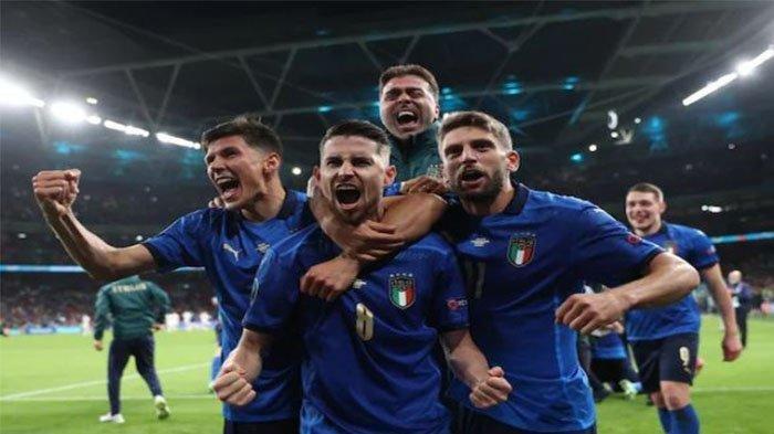 Italia Berhasil Masuk Final Euro 2020