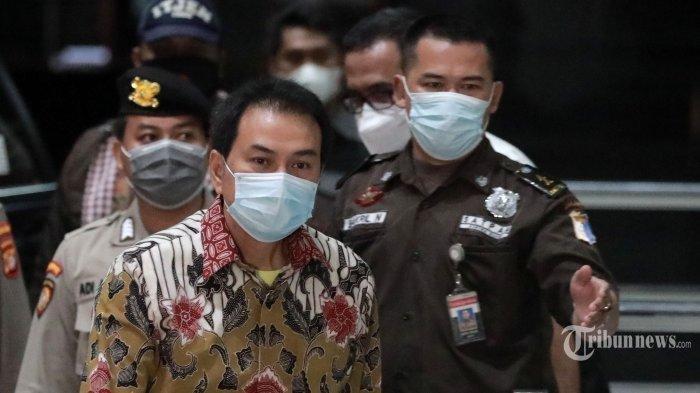 Jadi Tersangka KPK, Azis Syamsuddin Dinonaktifkan dari Golkar