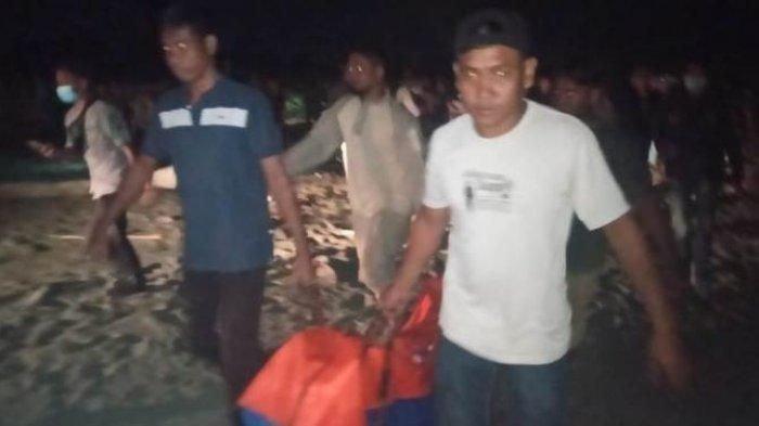 Hanyut di Pantai Nagan, Pemuda Aceh Besar Ditemukan Meninggal