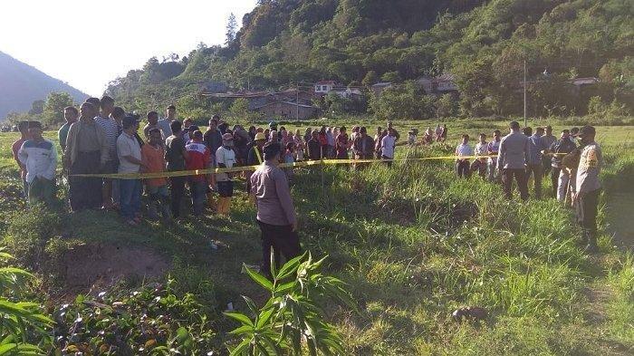 Mayat Janin Ditemukan di Pinggir Sungai Peusangan