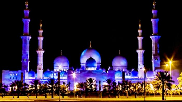 Masjid Ini Jadi Bangunan Terindah Nomor Dua Sedunia