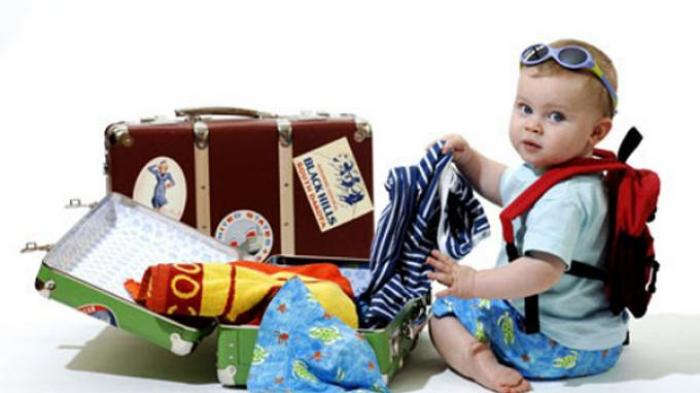 Alasan Bayi Tidak Diajak Bepergian