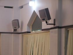 Target 100.000 Masjid Bersound System Bagus