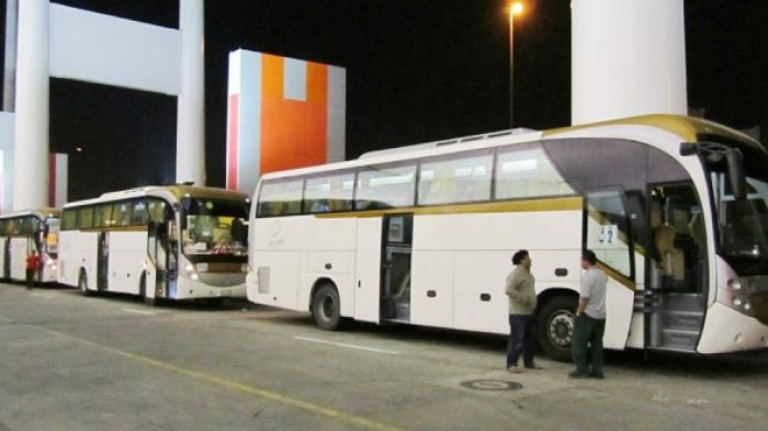 Tinggal 75 Bus Salawat yang Beroperasi