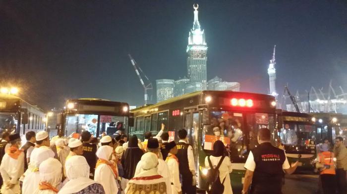 Ini Rute Bus Shalawat di Makkah