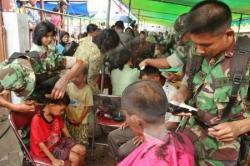Cukur Rambut, Ritual Bersih Diri Jelang Ramadhan