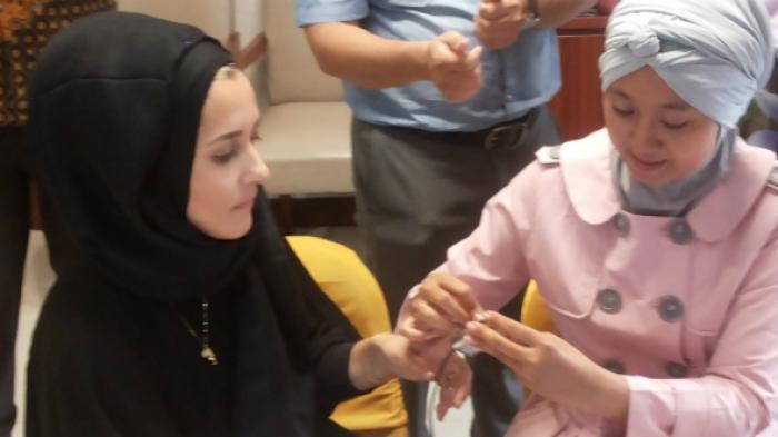 Periksa Jemari, Metode Baru di World Muslimah 2014