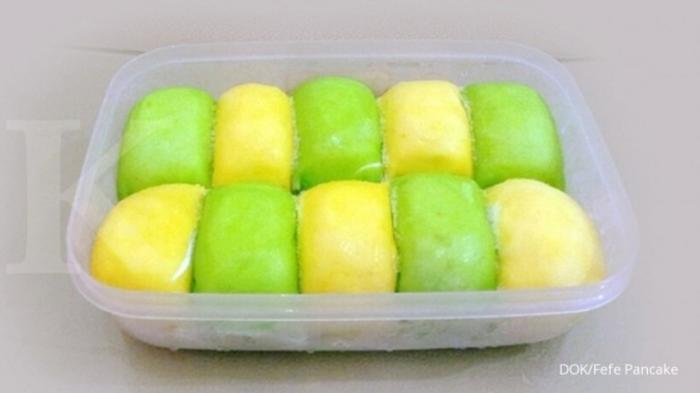 Pengusaha Panekuk Durian Gencar Berinovasi