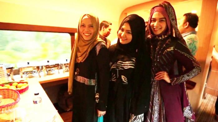 Jelang Grand Final, Finalis World Muslimah Takut Gendut