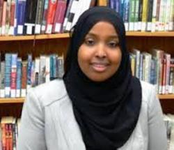 Munira Khalif Diterima di Semua Universitas Bergengsi di AS