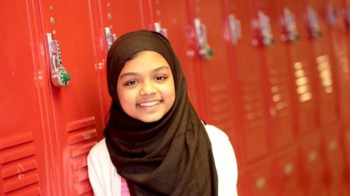 Saya Seorang Gadis Muslimah, Bukan Teroris!