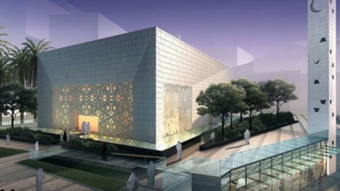 Inilah Gambaran Masjid Canggih Masa Depan