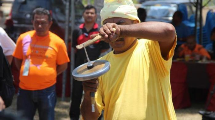 Menjaga Tradisi Gasing Terbang Terengganu