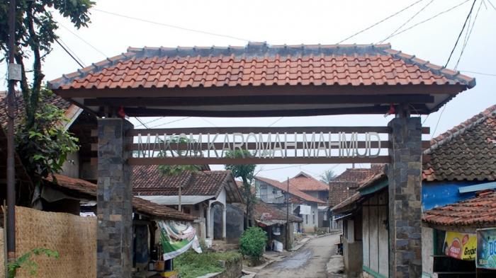 Di Bandung, Agama Islam Menyebar dari Kampung Adat Mahmud