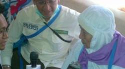 Nenek Berusia 89 Tahun, Calon Haji Tertua Yang Penuh Semangat