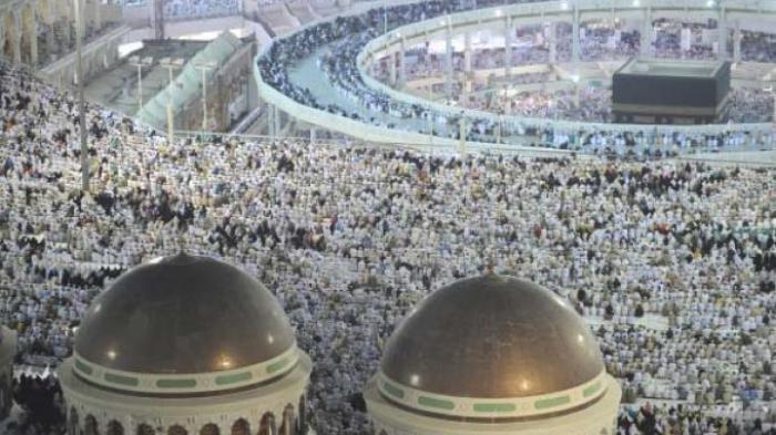 Jamaah Haji Indonesia Mulai Berdatangan di Arab Saudi