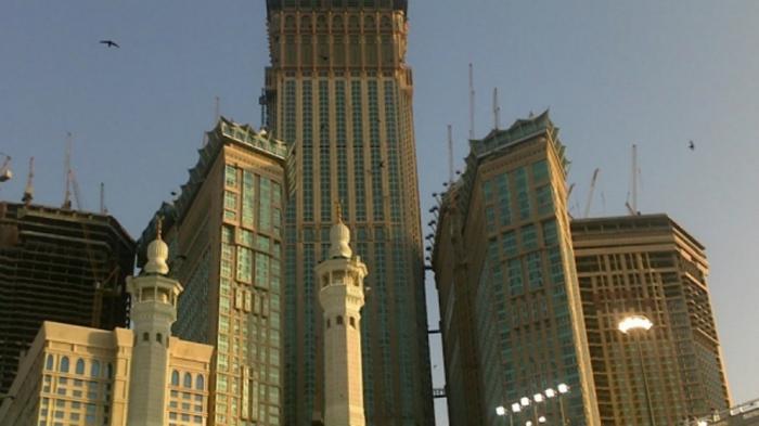 Jamaah Haji Puas Layanan Hotel Transito
